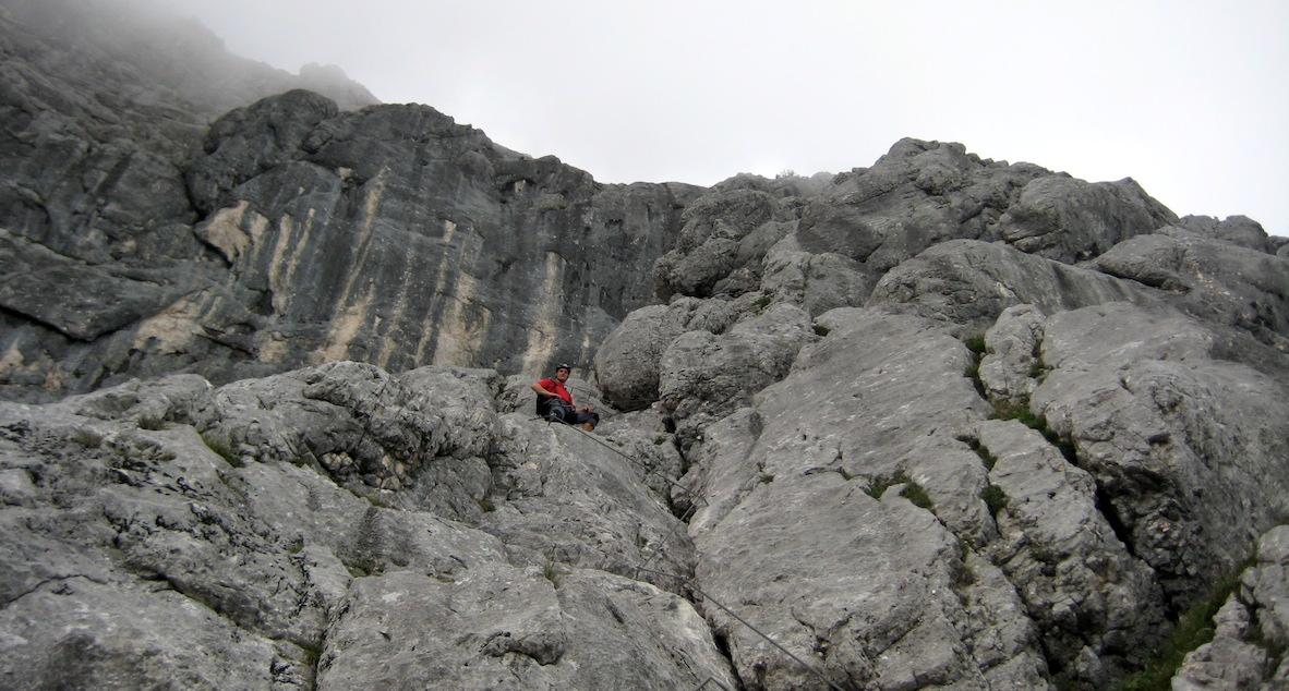 Klettersteig Hochthron : Klettersteige klettern kletter urlaub im berchtesgadener land