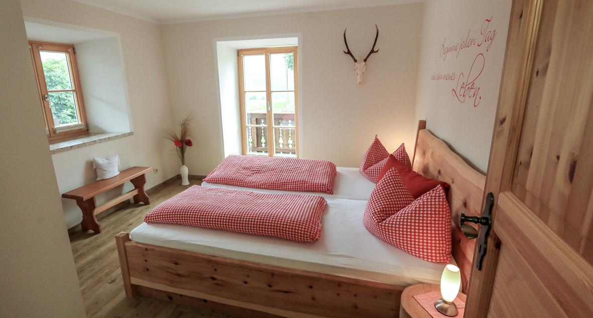 Ferienwohnung 4 Schlafzimmer | Ferienwohnung 4 Hinterponholz
