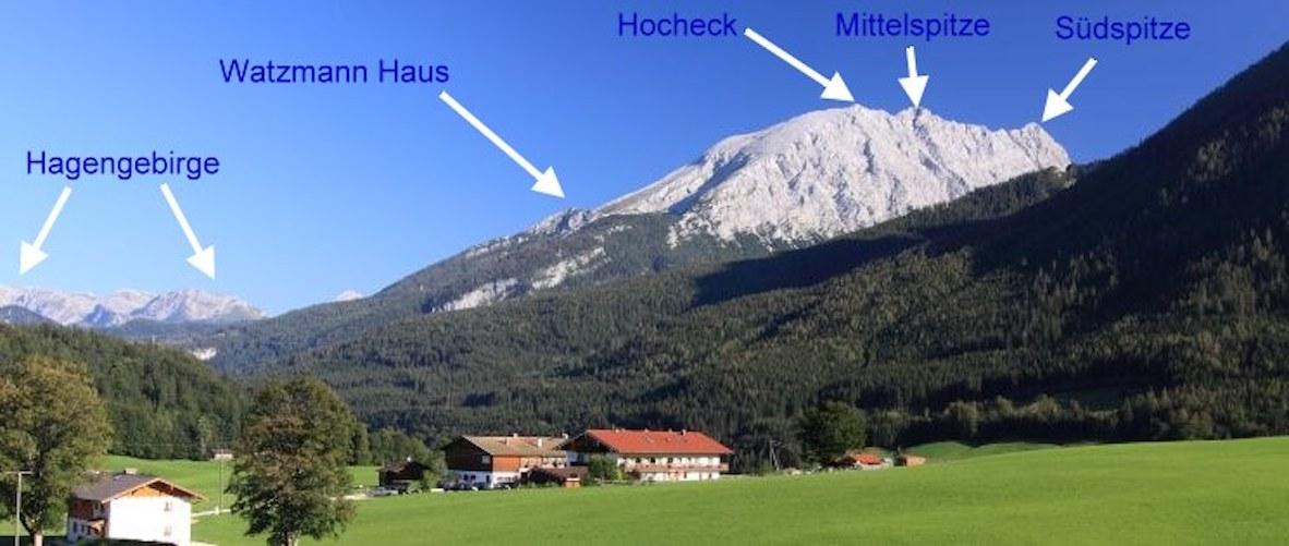 Berchtesgadener Berge