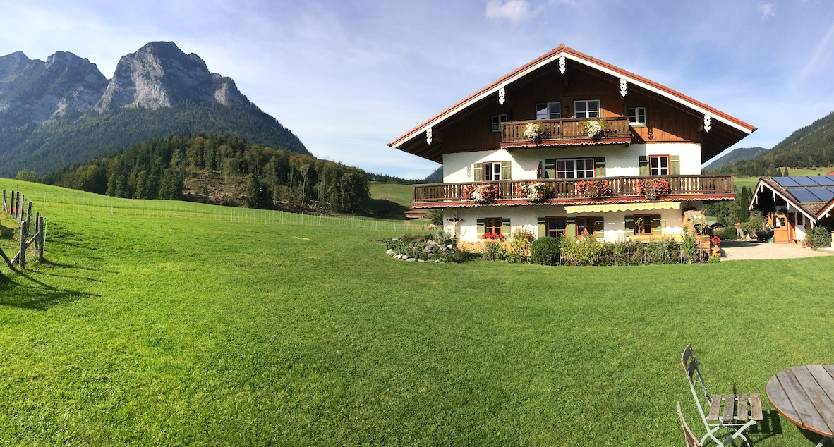 Pension Hinterponholz In Ramsau Im Berchtesgadener Land